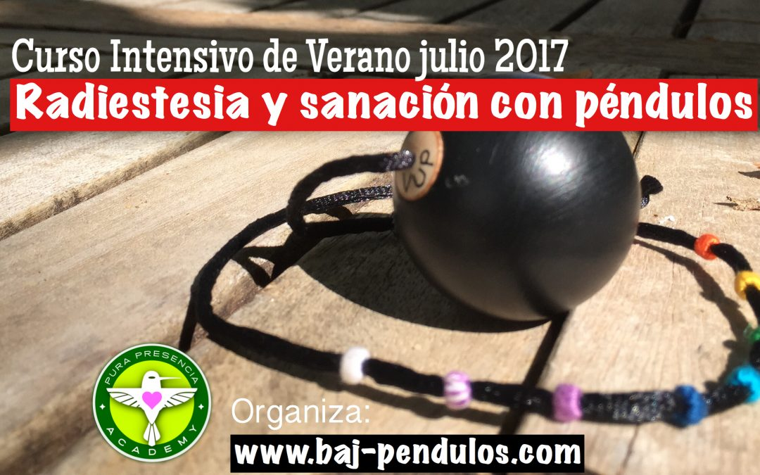 Formación intensiva en Verano 2017