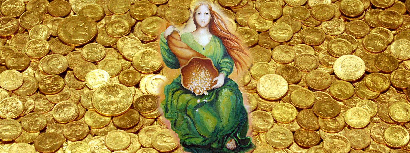 Activar La Prosperidad Con Péndulos