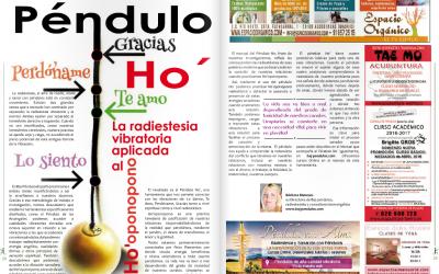 El péndulo Ho': la radiestesia vibratoria aplicada al Ho'oponopono