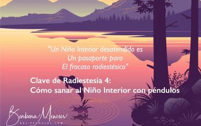 El Niño Interior y radiestesia