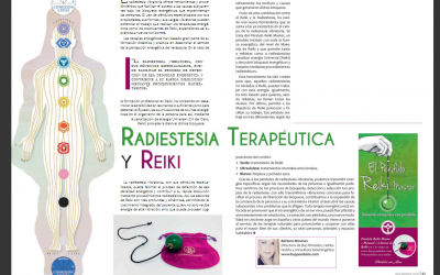 Radiestesia terapéutica y Reiki