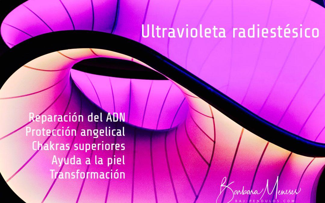 Ultravioleta radiestésico