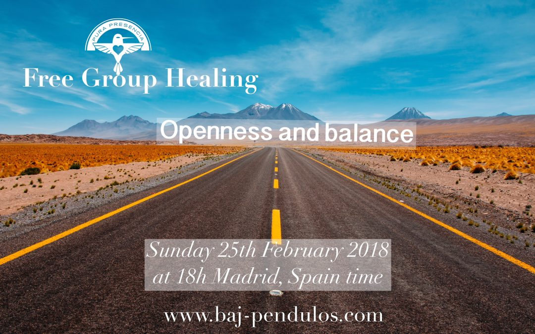 Free Group Healing Session
