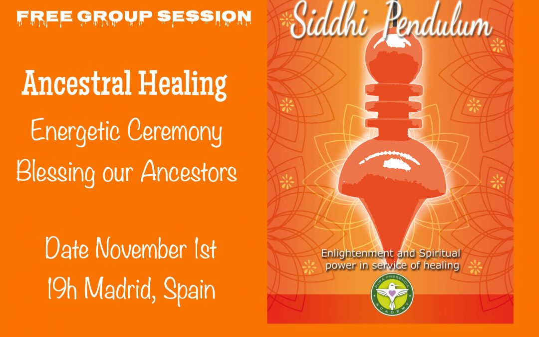 Free Ancestral healing group session